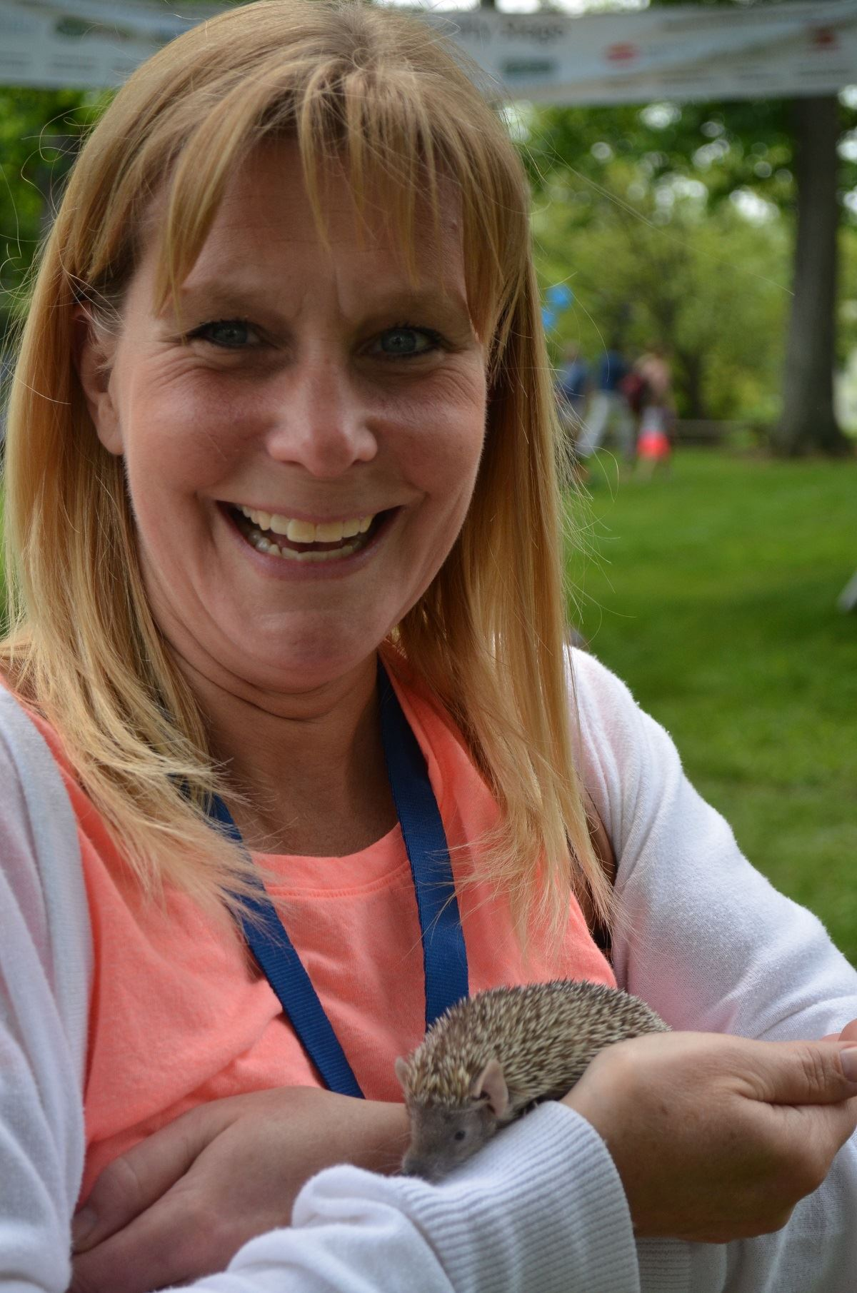 Fun Zone, Critters and Conservation, lesser tenrec
