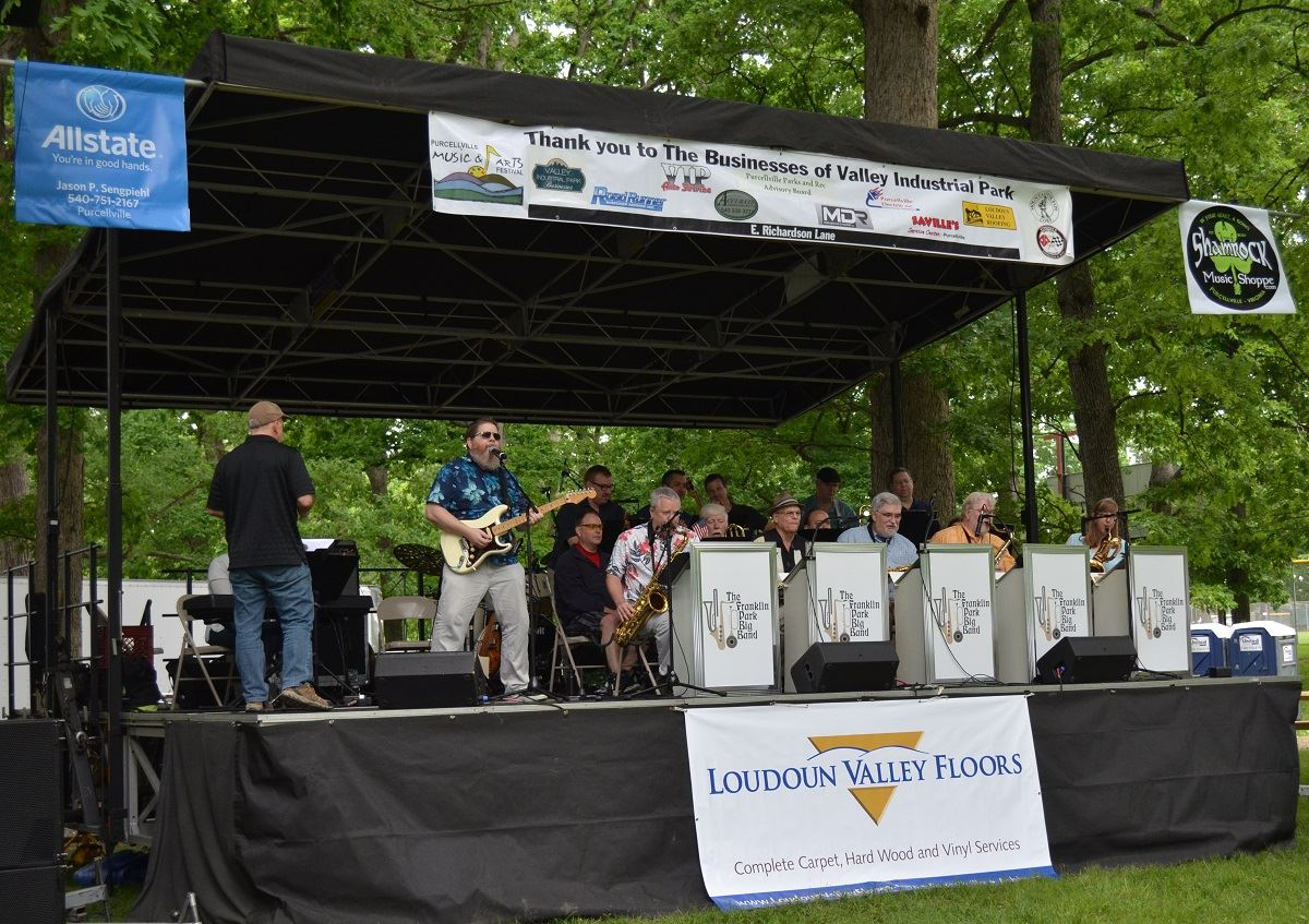 Music Franklin Park Big Band