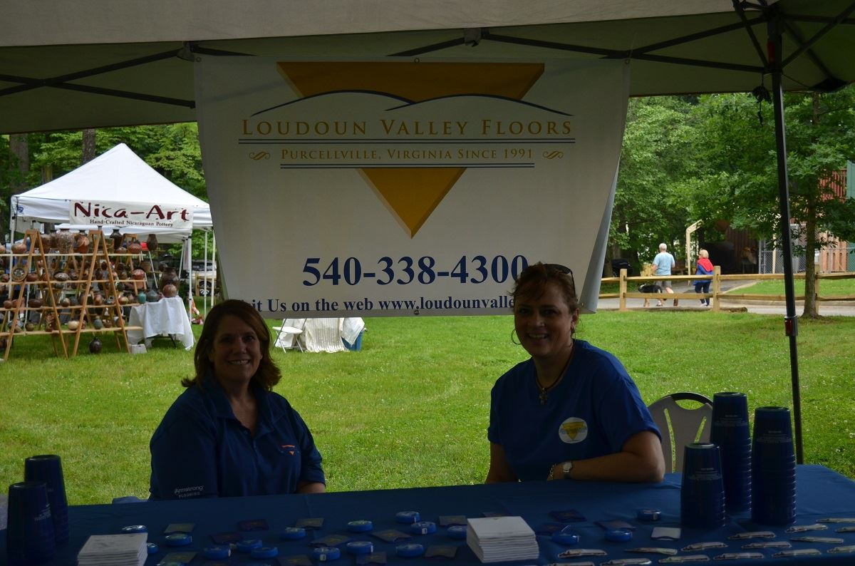 Sponsor, Loudoun Valley Floors