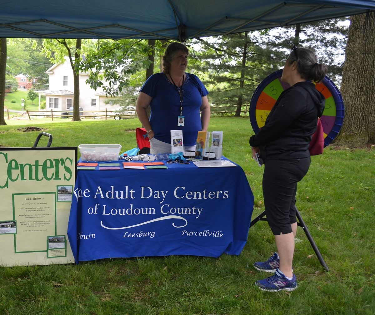 Vendor, Loudoun Adult Day Centers