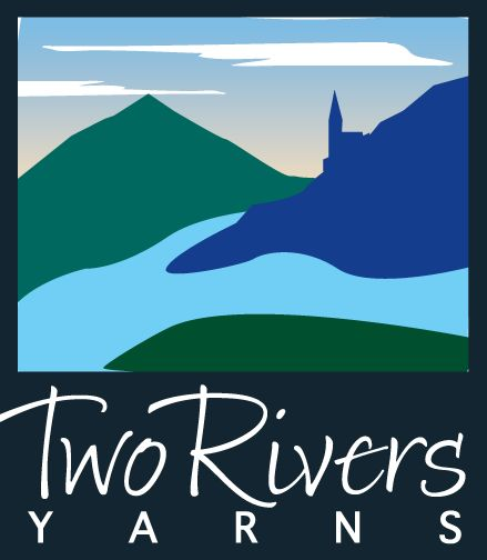 Two Rivers Yarns logo 2